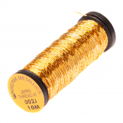 Нить металлик Kreinik Japan #5 B050002J5S Gold