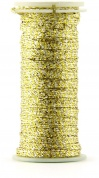 "Нить металлик Kreinik Iron On 1/8"" Ribbon CR8-6205/03S Sunflower"