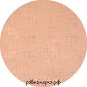 Канва Permin Leinen 32 Ct 065/304 Touch of Peach (Нежно-персиковый)